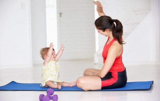 Ці види спорту підходять жінкам після пологів, особливо тим, які зіткнулися з кесарським розтином.