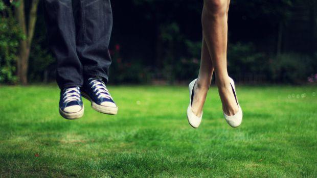 Соціологи перед днем закоханих зайнялися питанням: а яка найпоширеніша вікова різниця між закоханими?