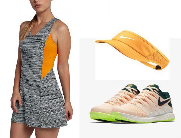 До недавнего времени теннисная одежда была второстепенным вопросом. В настоящее время образ игрока играет важную роль, должна быть соответствующая фор