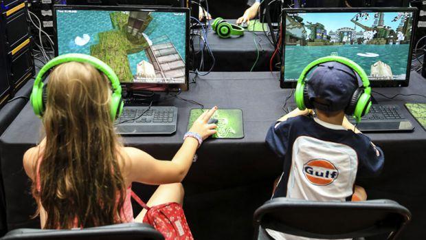 Вчені з Університету Каліфорнії з'ясували, що існують відеоігри, які можуть впливати на мозок дитини точно так само, як спиртні напої і наркотики, вик