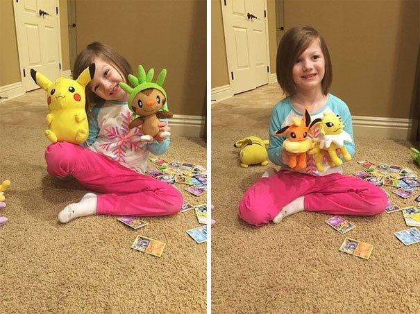 Одна кмітлива шестирічна дівчинка з міста Маумел, штат Арканзас, вирішила собі купити іграшки, поки її мама спала. Як вона це зробила - читайте далі.