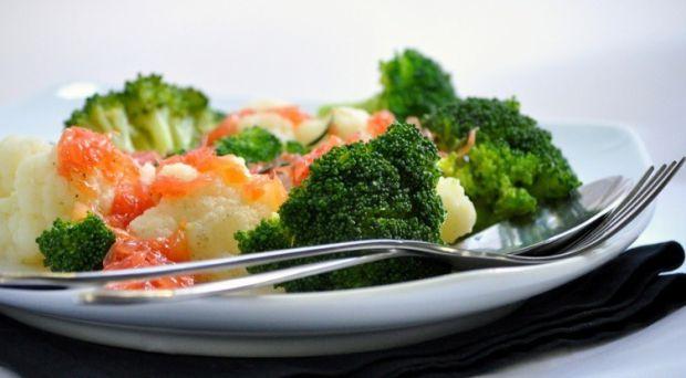 Корисний салат з капусти.