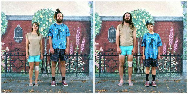 Мода все більше стирає межі. Якщо раніше ми з задоволенням тягали з шафи бойфренда джинси, сорочки, піджаки і все, що душа забажає, то тепер, здається