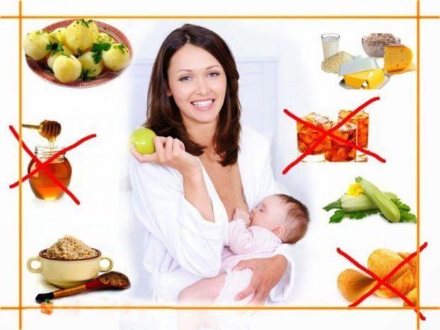 Після операції, перші кілька днів, бажано уникати продуктів, які містять велику кількість глюкози.