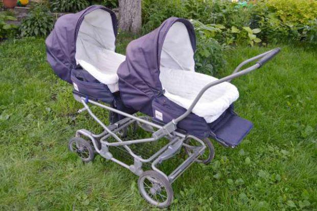 Настолько комфортными прогулки с близнецами еще не были! При рождении двойняшек или близнецов, возникает первый вопрос: где найти подходящую коляску д