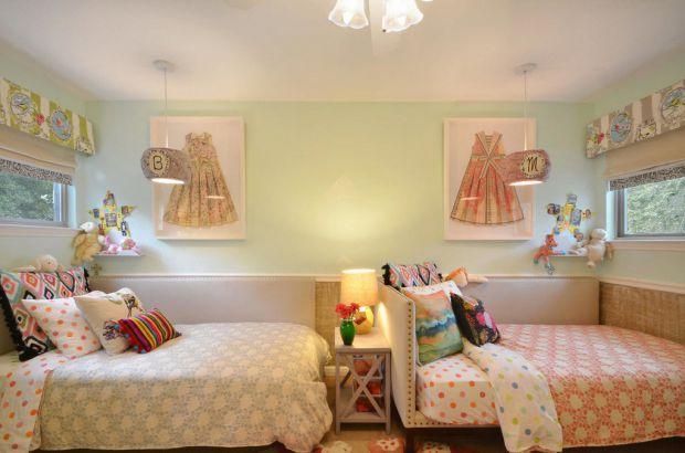 Правила, которые сохранят детское зрение и сделают комнату уютной