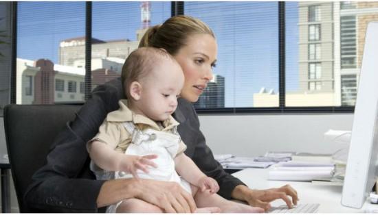 Після тривалої перерви, жінці складно приступити до роботи, вона, так мовити, розслабилась, звикла до свого чада. Та й багато жінок мають страх поверн