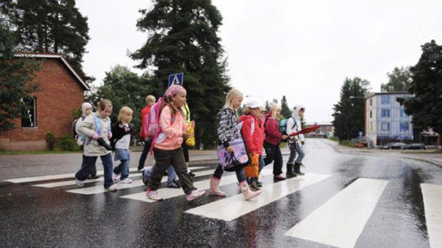Основні правила дорожнього руху для дітей
