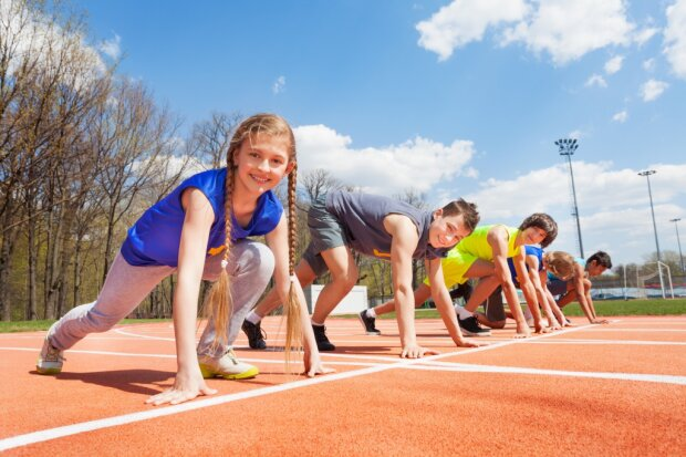 Водночас помірний спорт - чудовий захист організму