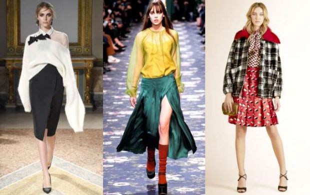 Які спідниці модні цієї весни та влітку - читайте у матеріалі.