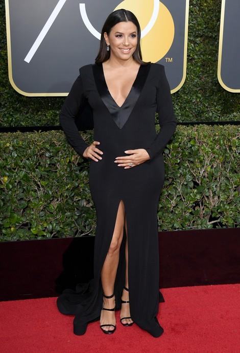 Популярна кінозірка - Єва Лонгорія, розповіла, як проходить її вагітність.