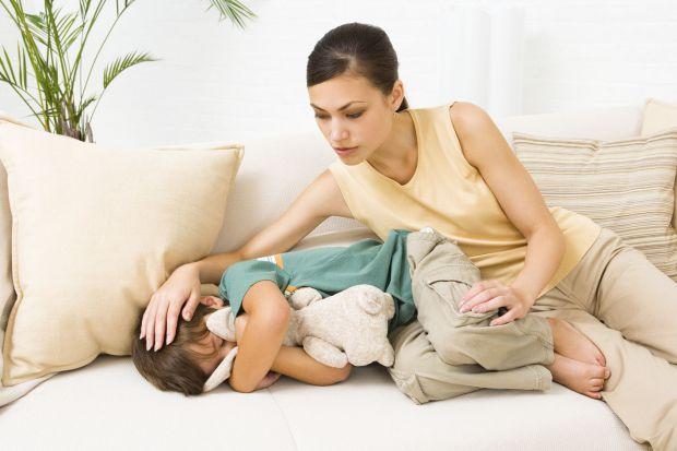 Почався навчальний рік, а малюк жаліється на біль в животі?