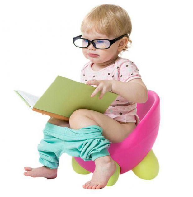 Який підібрати горщик для малюка?
