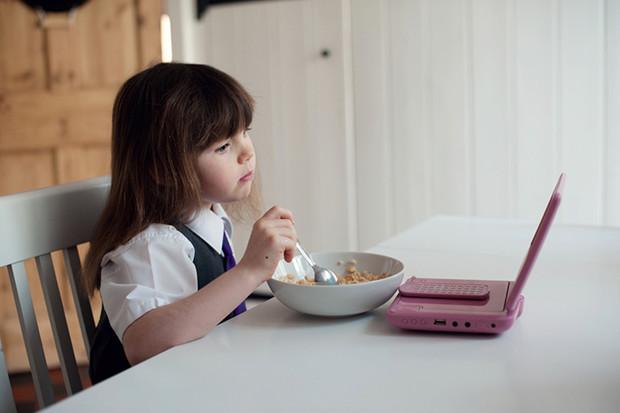 Чи впливає їжа на мозок малюка?