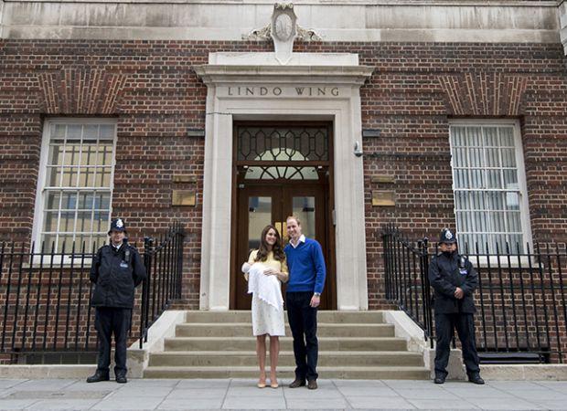 У лікарні святої Марії почалася підготовка до майбутніх пологів герцогині Кейт Міддлтон.