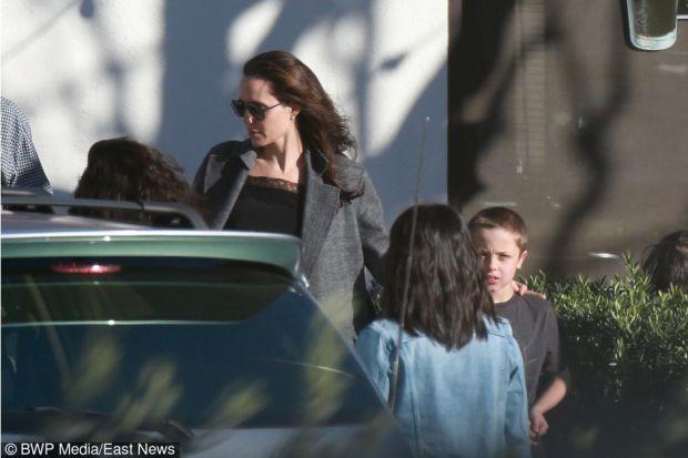 Анджеліна Джолі вперше розповіла про своє розлучення (ФОТО)