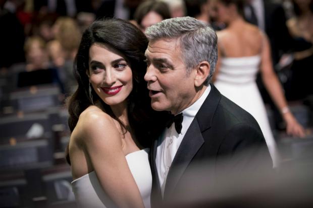 Джордж Клуні розповів, як готується до батьківства