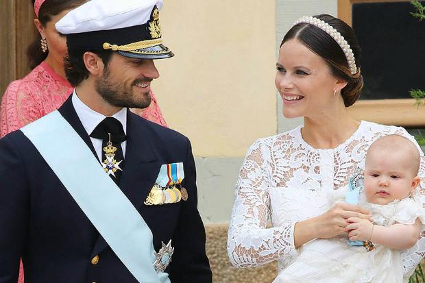 Принцеса Софія знову вагітна