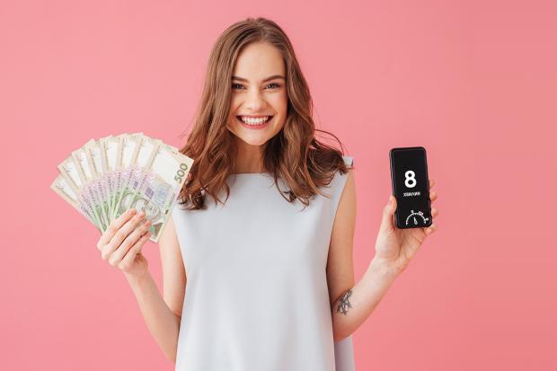 взяти кредит на карточку в Гроші Всім