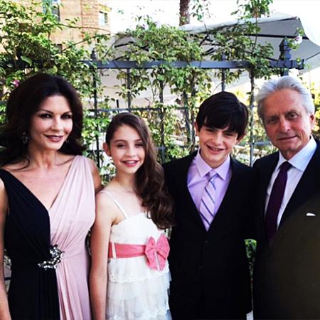Ділан Майкл Дуглас планує одружитися на принцесі