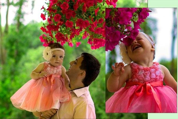Татусь Андрій та донечка Даринка отримали більшість голосів та вибороли перемогу.