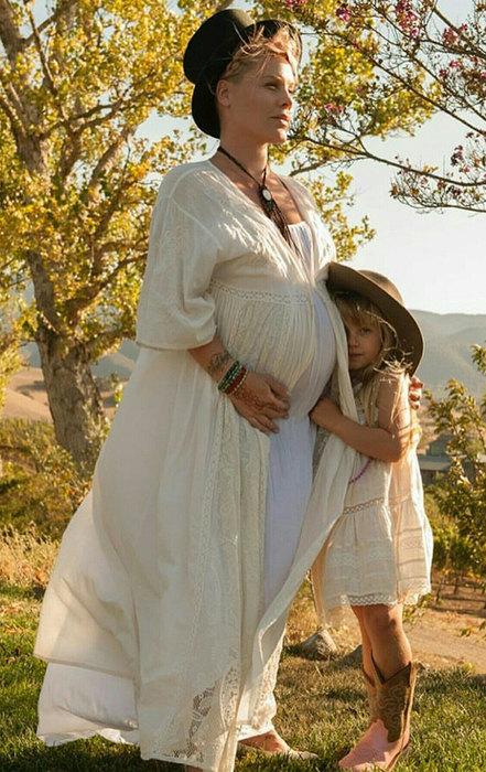 Зірки, які набрали надто велику зайву вагу під час вагітності.