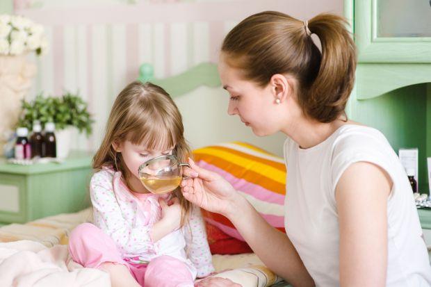 Варто звернути увагу на чаї для дітей - вони існують та доволі корисні.
