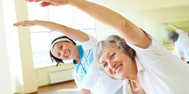 Масштабне дослідження вчених з Фінляндії довело, що жінки у віці 60-ти років ведуть більш активний спосіб життя, ніж представники сильної статі.