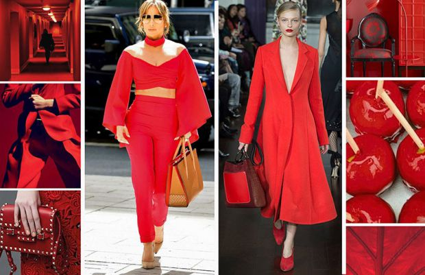 З чим носити червоний одяг - читайте далі.