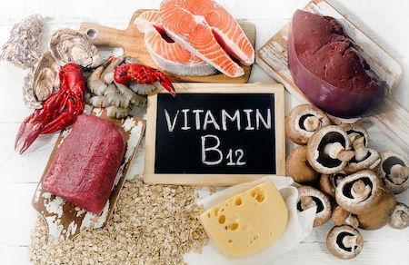 Якщо хочеш бути здоровим і з міцними нервами, подбай про те, аби в твоєму раціоні було багато продуктів, які містять вітамін В12.