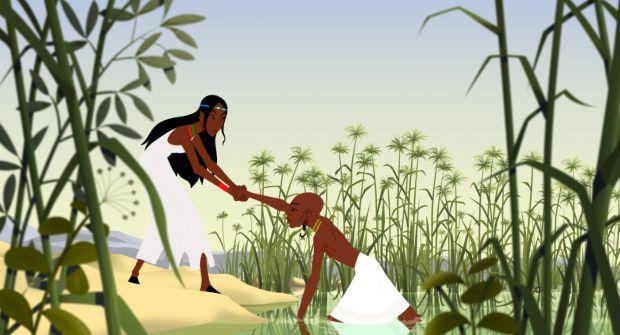 Нічого не перешкоджає молодій принцесі управляти народом Єгипту, але вона вирішує знайти свою матір Ніфертіті за допомогою молодого незнайомця Тута. В