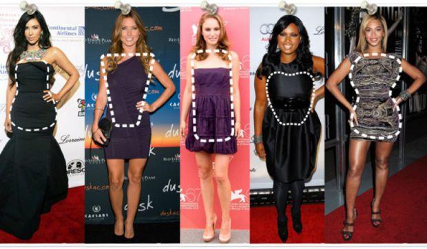 Американські стилісти підібрали сукні, що підкреслюють форми кожного типу жіночої фігури. Список опублікували на сайті Popsugar.