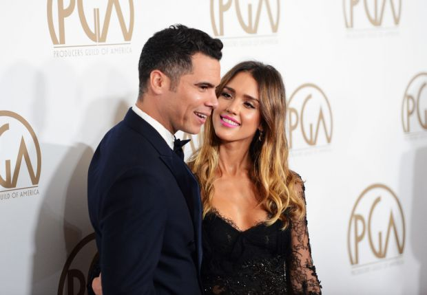 Джессіка Альба намагається врятувати шлюб вагітністю