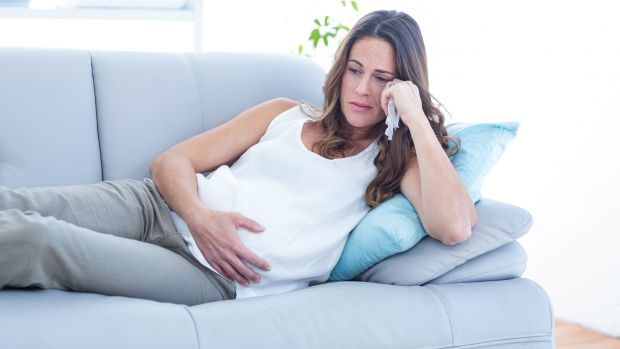 Науковці з Університету Вісконсін-Медісон провели експеримент, який показав, що малюки, чиї мами страждали від депресії і тривоги під час вагітності,