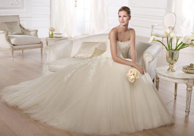 Весільні сукні 2014 (Фото) 93bccc437830f
