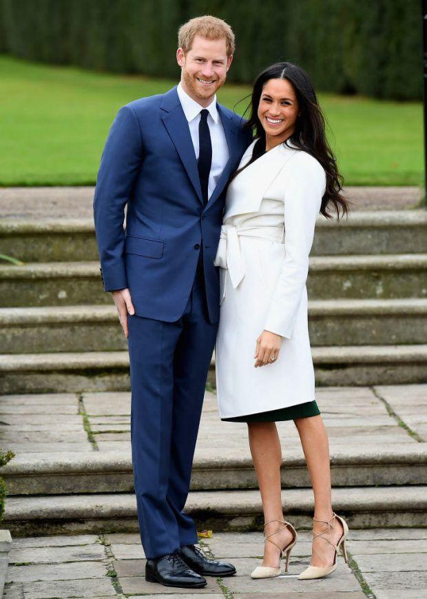 Весілля принца Гаррі і його обраниці відбудеться навесні.