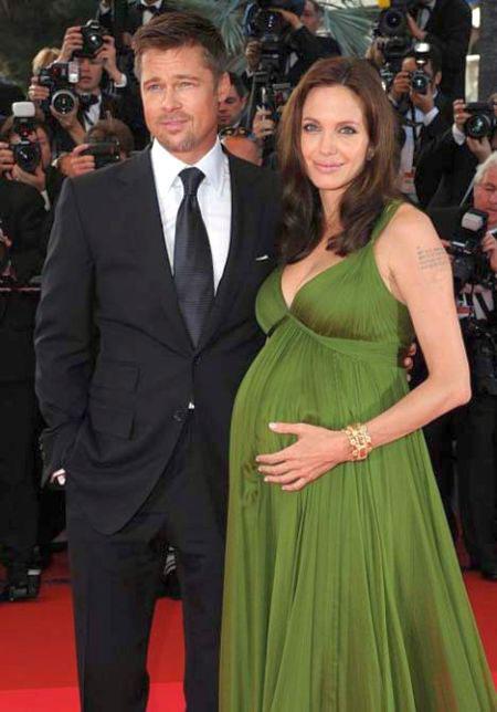 Справжня жінка ніколи не перестане доглядати за собою, навіть під час вагітності. Голлівудські акторки сяють ще яскравіше, коли чекають на народження