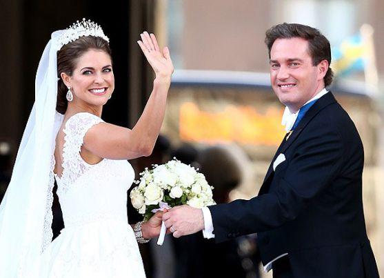 8 червня в Швеції відбулося весілля принцеси Мадлен і її коханого, фінансиста Крістофера О'Нілла. Це весілля вже називають найкрасивішою церемонією 20