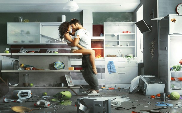 Що важливіше для чоловіка: смачна вечеря чи пристрасть в ліжку?