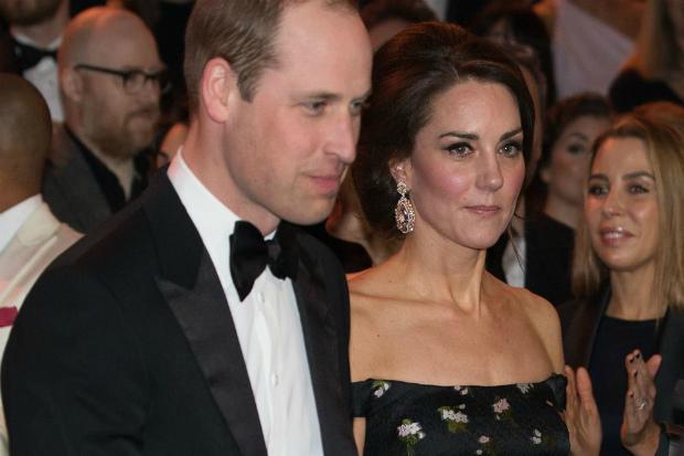 Королівська родина Британії відвідала відому та престижну кінопремію. Повідомляє сайт Наша мама.