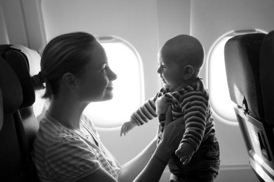 Коригувати набір продуктів для малюка потрібно залежно від виду транспорту, яким ви подорожуєте.