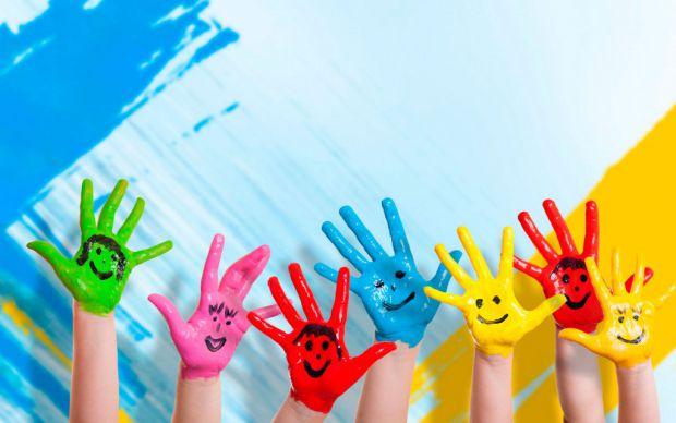 Якщо ваша дитина не може вивчити кольори, абу постійно забуває їх, не поспішайте