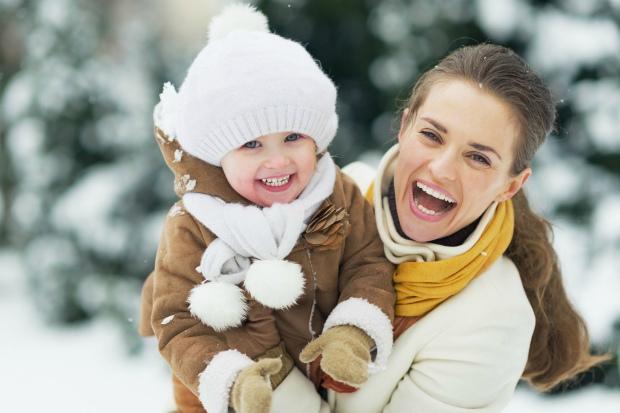 Зима цього року видалася холодною, тому дуже важливо захистити шкіру дитини від холоду та вітру.