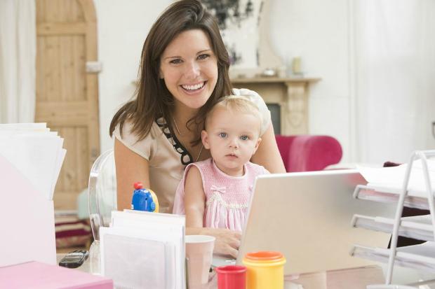 Можна бути хорошою мамою і при цьому не загубити себе! Повідомляє сайт Наша мама.