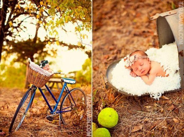 На відміну від дорослих людей, немовлята, зазвичай, усі фотогенічні, навіть коли вони сплять і хроплять носиками.Пропонуємо вашій увазі десяток милих
