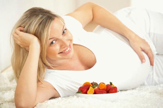 Ось кілька рекомендацій щодо харчування під час вагітності! Повідомляє сайт Наша мама.