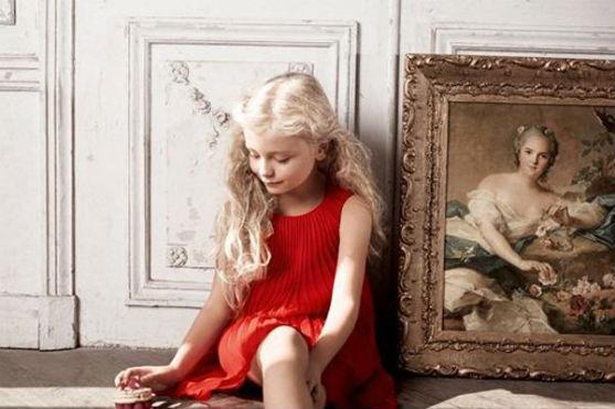 Колекція дитячого одягу Baby Dior весна-літо 2013.