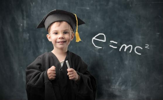 Кожна дитина народжується геніальною. Тільки обмеження та неправильне виховання перетворюють її на звичайну людину.