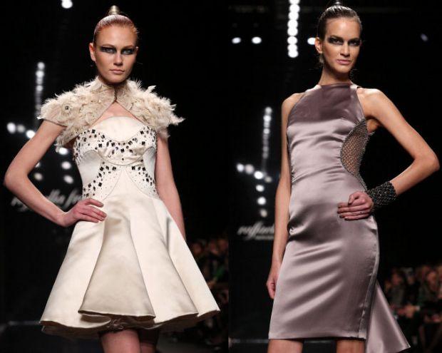 Італійські будинки моди полюбляють створювати неповторні феєричні наряди, що викликають захват у публіки та критиків.