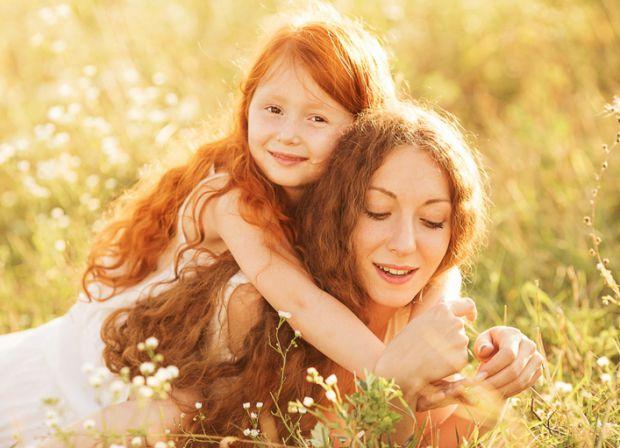 Донька потребує особливої маминої підтримки!